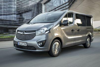Opel Vivaro Kombi Elegance i Tourer – oficjalny cennik w Polsce