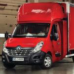 Rejestracje nowych pojazdów dostawczych – październik 2017
