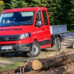 Test: VW Crafter 2.0 TDI 140 KM – doka ze skrzynią (zdjęcia, wideo)