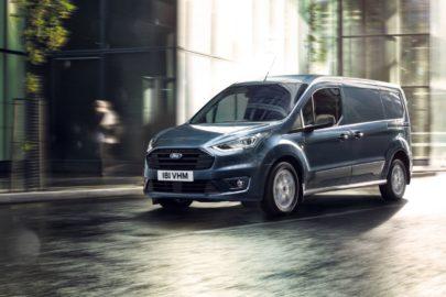 Ford Transit Connect po faceliftingu na rynku od połowy 2018 roku