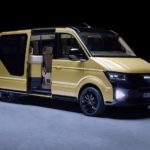 MOIA – elektryczny minibus dla 6 osób na bazie VW Craftera