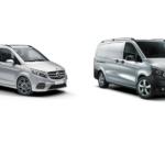Mercedes Vito i V-klasa – poduszki powietrzne mogą same wypalić