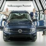 197 805 aut w 2017 roku – rekord zakładów Volkswagen Poznań