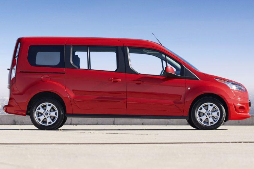 Ford Tourneo Connect – może pęknąć głowica silnika