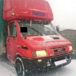 Policjanci zważyli Iveco TurboDaily – było przeładowane o 4830 kg