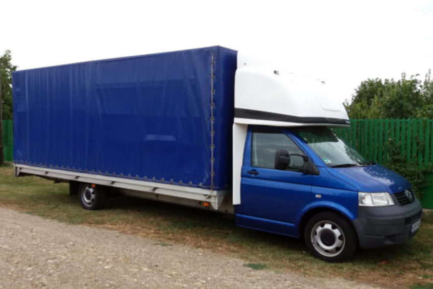 VW T5 na trasy międzynarodowe – ciekawa oferta z Rumunii