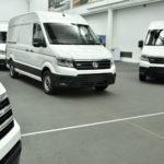 Volkswagen e-Crafter z zakładów w Hanowerze a nie z Wrześni