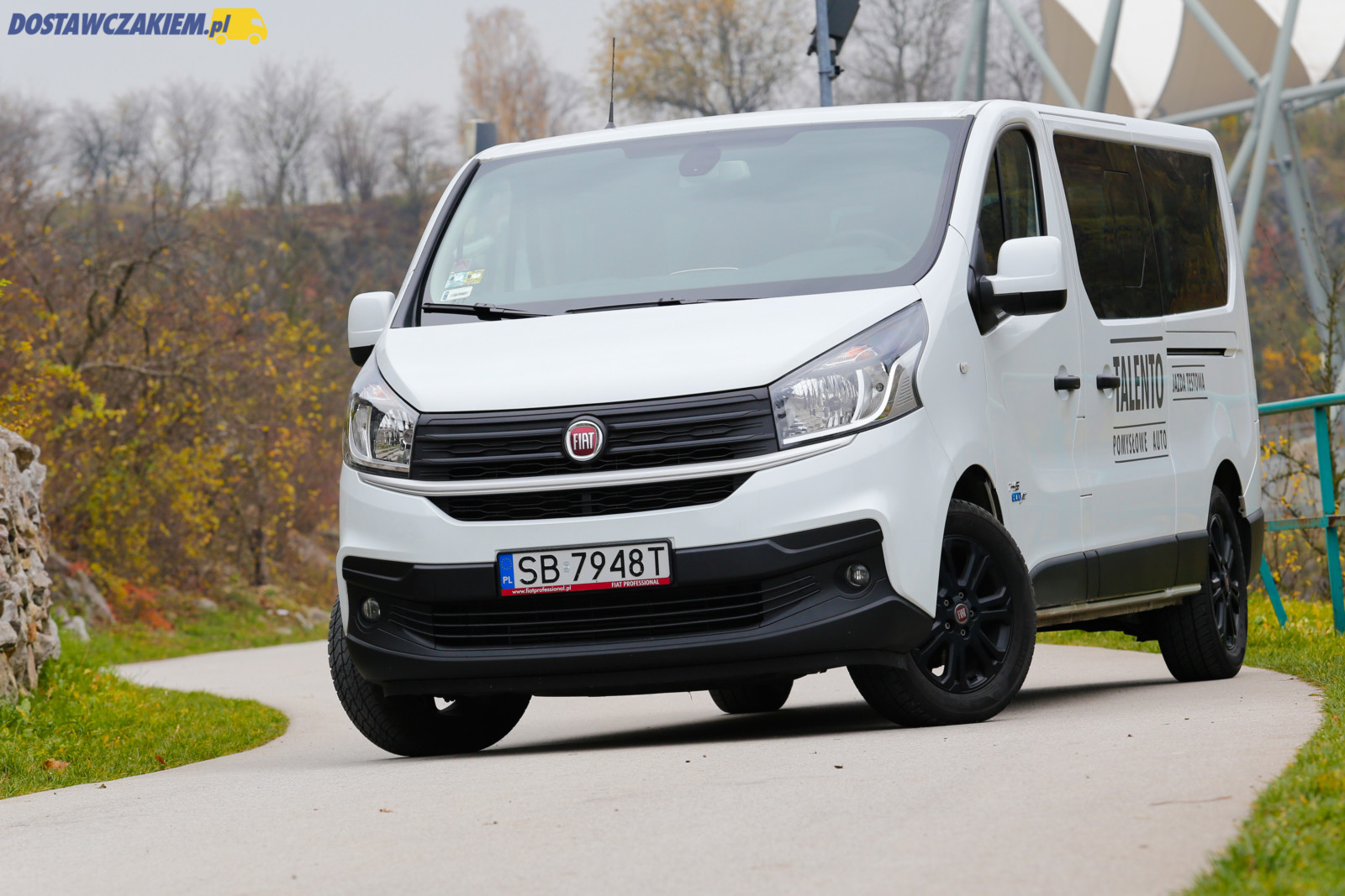 fiat talento kombi 1 6 ecojet 145 km test opinie spalanie. Black Bedroom Furniture Sets. Home Design Ideas