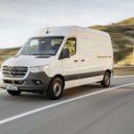 Mercedes Sprinter III – silniki, skrzynie biegów, wyposażenie