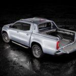 Mercedes X-klasa z silnikiem V6 o mocy 258 KM i napędem 4MATIC