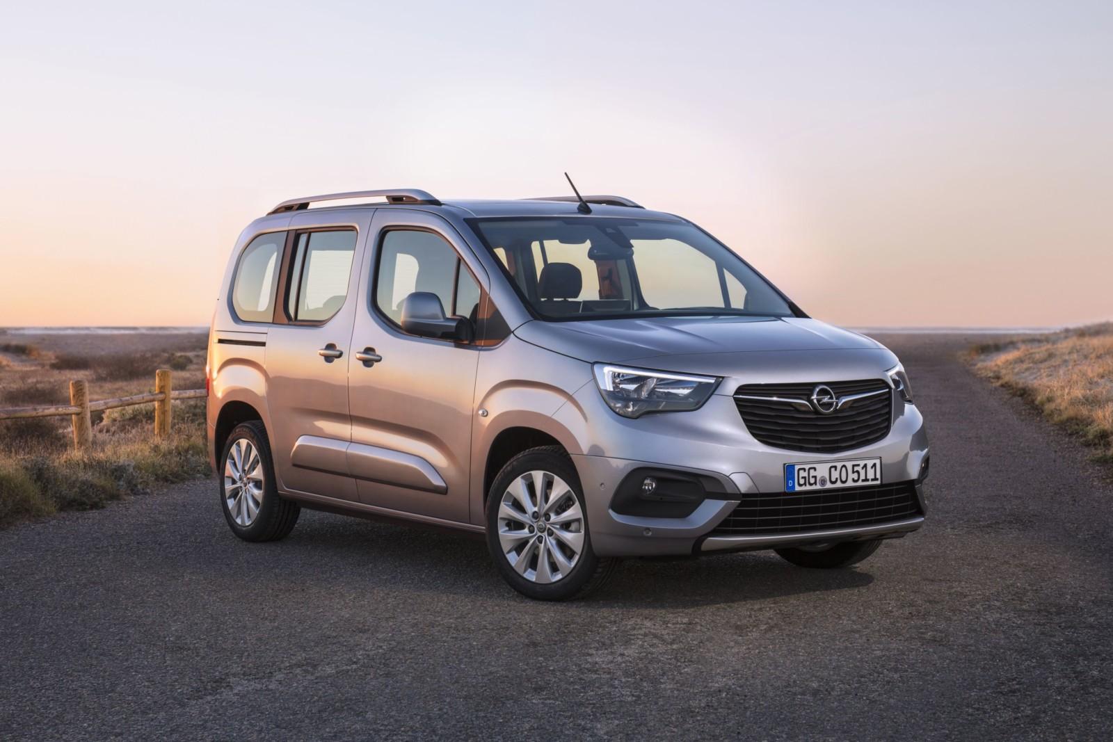 Opel Combo E Nowy Kombivan W Sprzedaży Od I Połowy 2018 Roku
