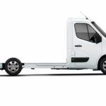 Renault Master Z.E. – cennik od 46 700 euro za platformę do zabudowy