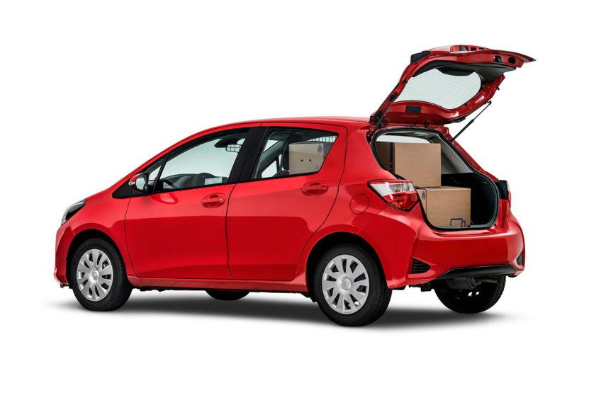 Yaris Van w oficjalnej ofercie Toyota Motor Poland
