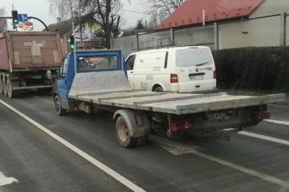Ford Transit z nietypową zabudową – zdjęcie od Radosława