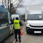 Iveco Daily miało 40 kg ładowności – dowód rejestracyjny zatrzymany