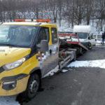 Citroën Jumper odnalazł się podczas kontroli – był poszukiwany
