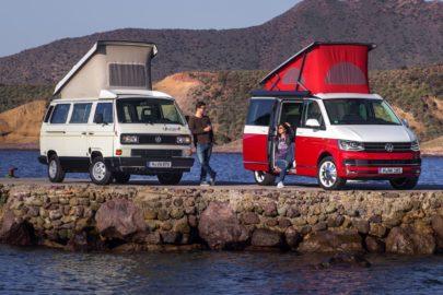 Volkswagen California kończy 30 lat – a zaczęło się od T3