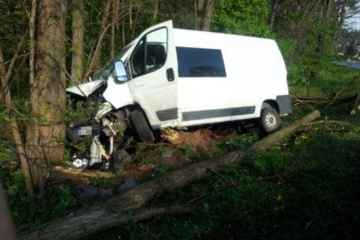 Kierowca Jumpera zostawił w busie 6 rannych pasażerów – miał 1,5 ‰