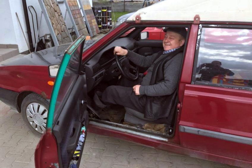Polonez Truck Roy z przebiegiem 780 000 km – 21 lat w jednych rękach