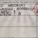 0 kg ładowności – OSP Kęty sprzedaje swojego VW LT 45