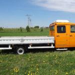Lublin 3Mi z klimatyzacją – doka z paką o długości 4,3 metra
