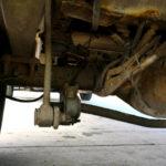 Na klucz francuski i trytytki – Ford Transit ważył 6 ton