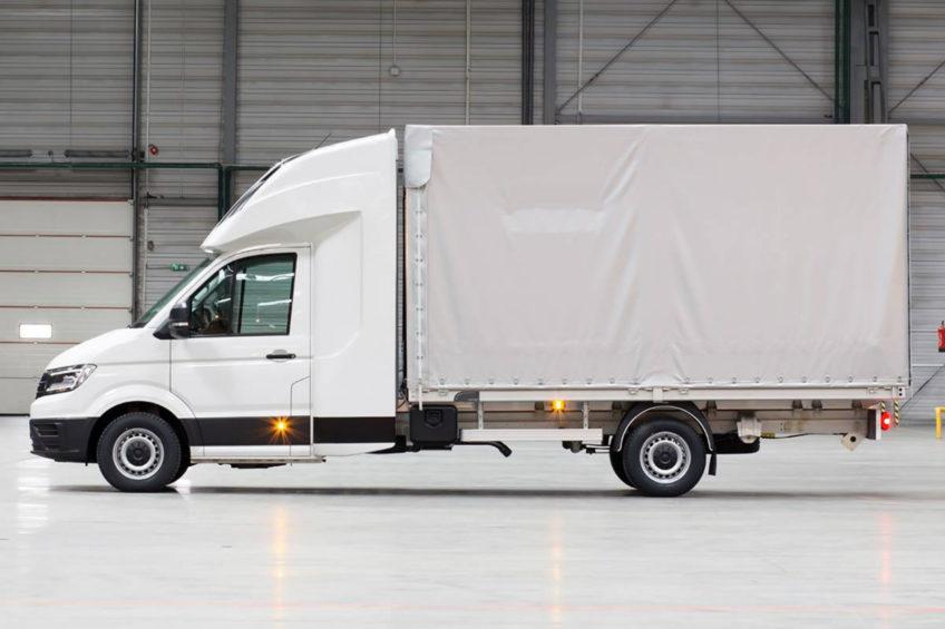 Rejestracje nowych pojazdów dostawczych – kwiecień 2018