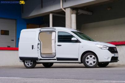 Test: Dacia Dokker Van – izoterma wewnętrzna (wideo, zdjęcia)