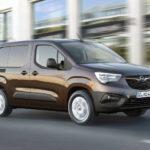 Opel Combo Van E – nawet 1000 kg ładowności i wskaźnik przeciążenia