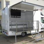 Zabudowa wystawowa Pony Auto Polska – idealna na targi i pokazy
