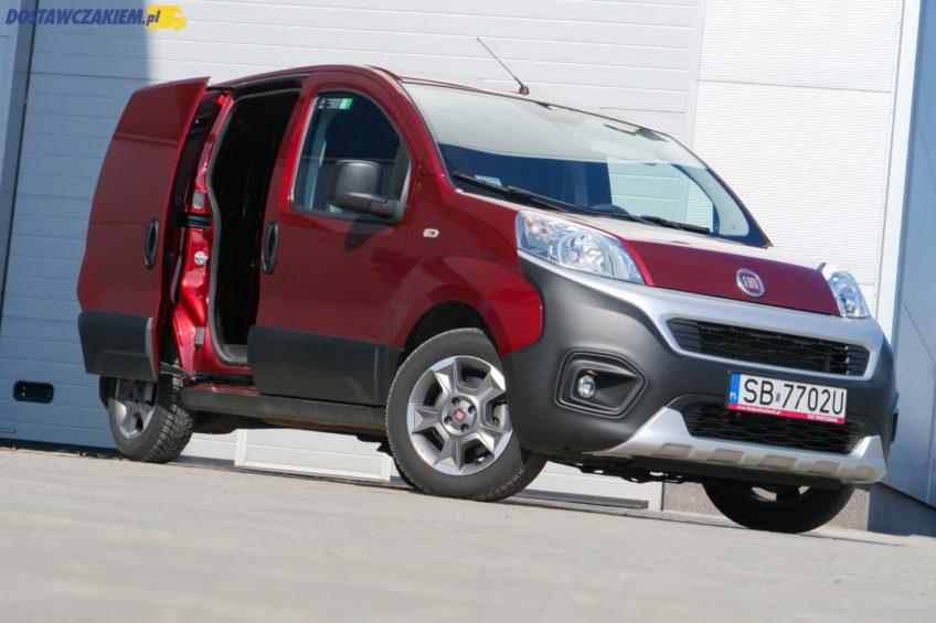 Test: Fiat Fiorino 1.3 MultiJet2 – zwinna furgonetka (wideo, zdjęcia)