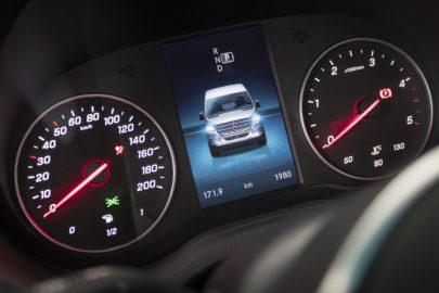 Mercedes-Benz Sprinter – bezpieczny i pomocny