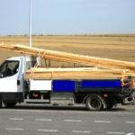 Nieoznakowany ładunek brak przeglądu i 4 tony ponad DMC