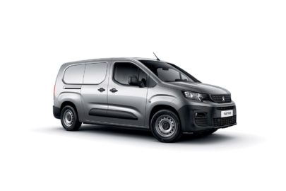 Peugeot Partner Van III z silnikami 1.2 PureTech i 1.5 BlueHDi