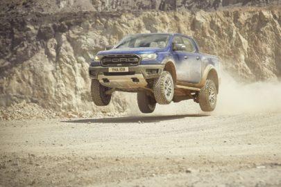 Ford Ranger Raptor w Europie od 2019 roku – silnik 2.0 EcoBlue