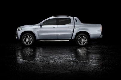 Mercedes X-klasa już dostępna z silnikiem V6 Turbo – cennik