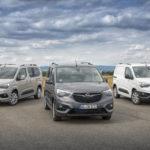 Opel Combo Cargo zadebiutuje na IAA 2018 w Hanowerze