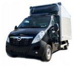 Opel Movano kontener 8 EP z windą – oferta VanExpert.pl