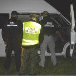 17 osób w VW T4 – w ładowni nielegalni migranci z Wietnamu