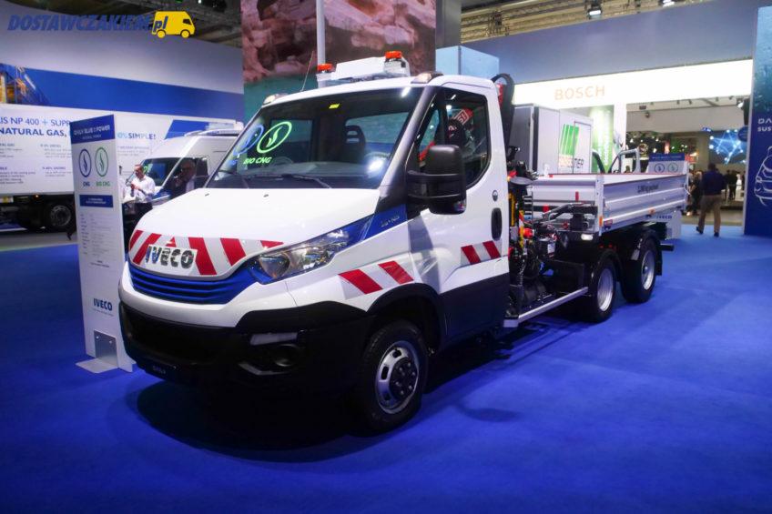 Iveco stawia na CNG – ani jednego Daily z silnikiem Diesla na IAA 2018