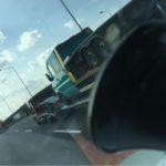 Laweta cięższa od ciągnącej ją autolawety – zdjęcia od Macieja