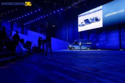 Prezentacja nowości Mercedes-Benz Vans przed IAA 2018