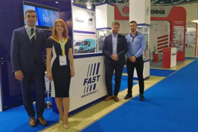 VanKing na targach MIMS Automechanika Moscow 2018