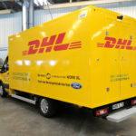Elektryczny Ford Transit dla DHL już w seryjnej produkcji