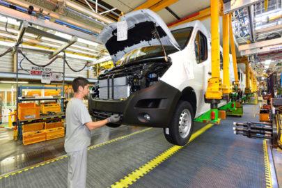 Nowe Renault Master pojawić się ma w połowie 2019 roku