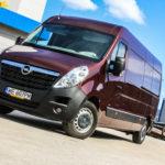 Test: Opel Movano 2.3 CDTI 170 KM – furgon L3H2 (wideo, zdjęcia)