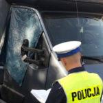 Potrącił busem rowerzystę i uciekł – kierowca Masterki był pijany