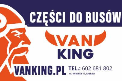 VanKing wystartował z pierwszą kampanią reklamową