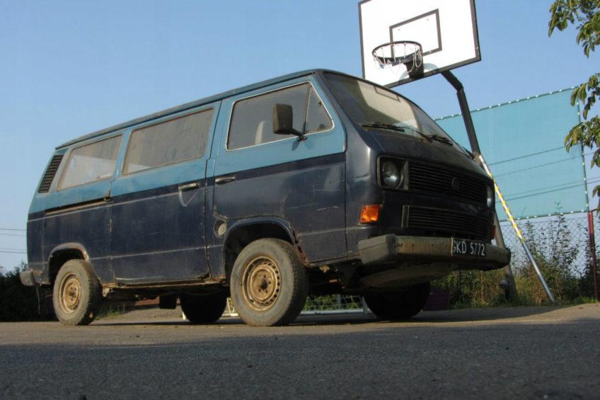 Volkswagen T3 Lecha Wałęsy jest na sprzedaż