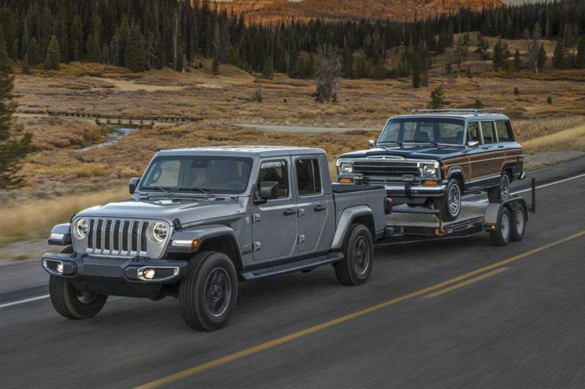 Jeep Gladiator – nowy pick-up na bazie Wranglera od 2019 roku